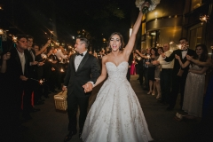 Laura and Dustin: An Elegant Uptown Charlotte Wedding