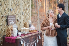 Winter Themed Style Shoot: Wedding Inspiration