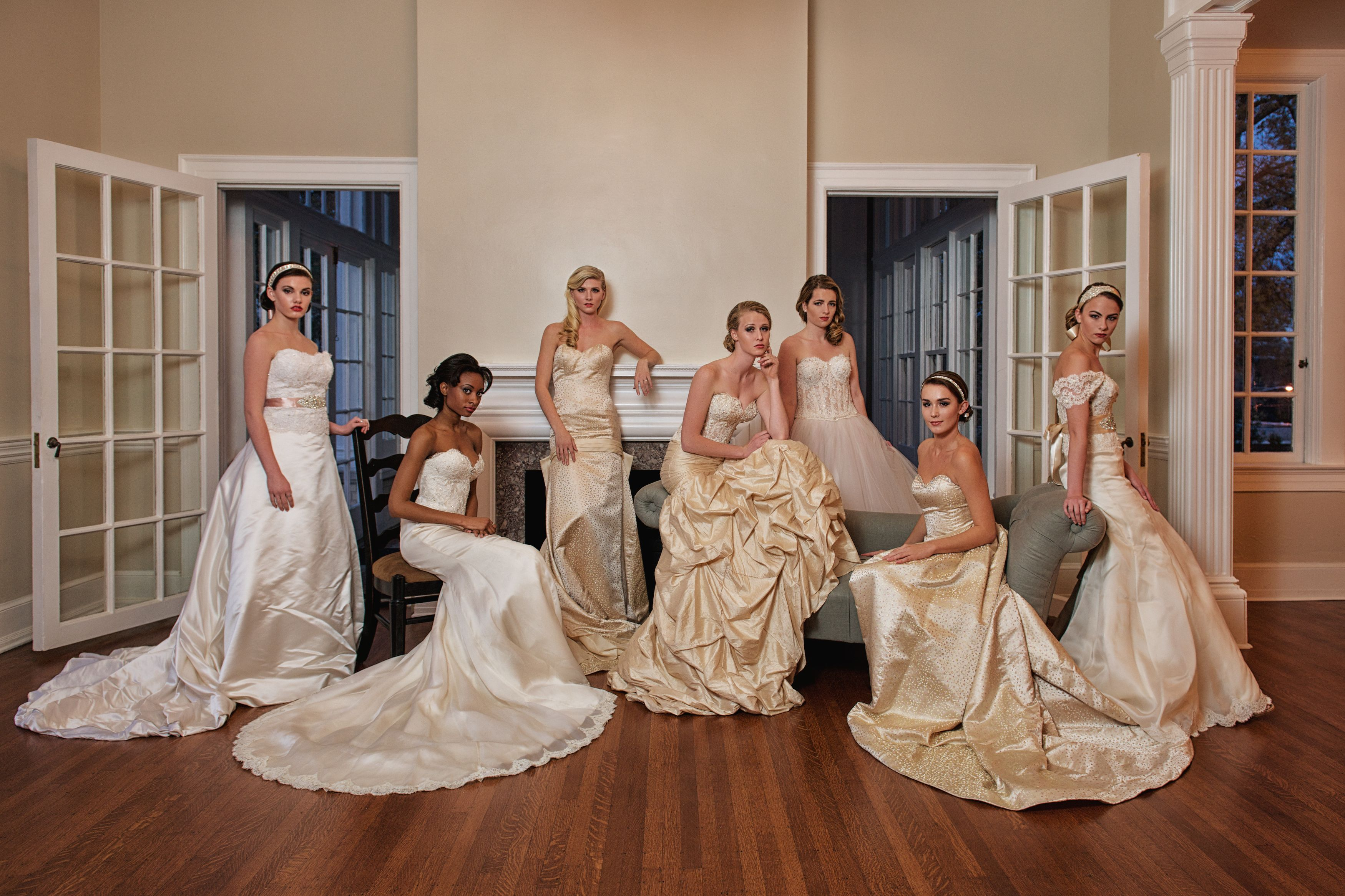 Pixton Design Group: Profiling this Custom Wedding Dress Designer in Charlotte